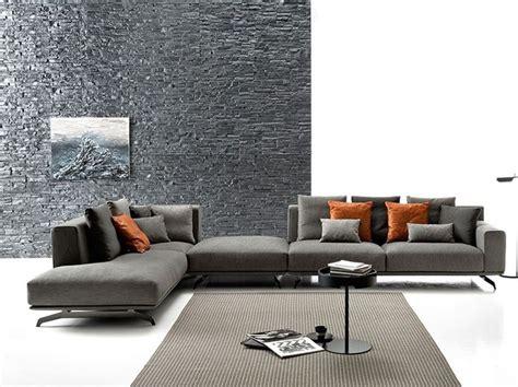 insa divani divano componibile in tessuto dalton soft by ditre italia