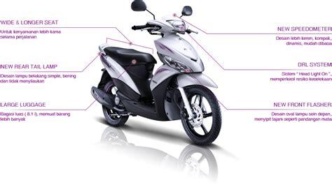 Yamaha Mio S Putih Otr Bogor harga mio j dan spesifikasi indonesia 2014