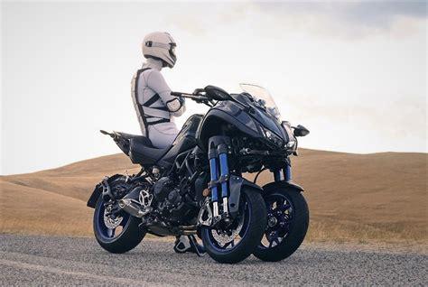 yamaha niken leaning multi wheeler mens gear