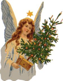 imagenes de navidad con angeles angeles de navidad im 225 genes y gifs de navidad gratis