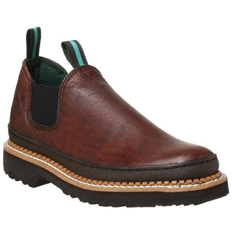 romeo shoes mens romeo steel toe work shoes brown gs262