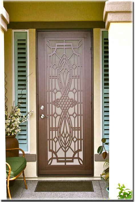Security Screen Doors Reviews by Titan Installation Gallery Sacramento Ca Atoz Screens