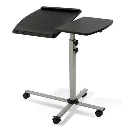 mobile laptop desk cart mobile laptop cart by unique furniture computer desks