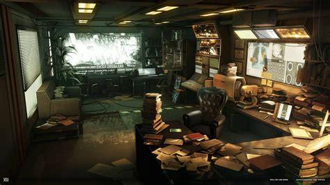 deus  human revolution artwork video games wallpapers