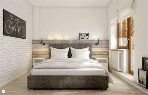 badezimmer 11m2 sypialnia w stylu nowoczesnym na make home zszywka pl