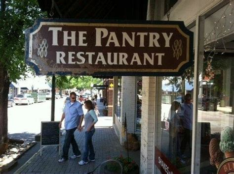 the pantry restaurant mckinney menu prices