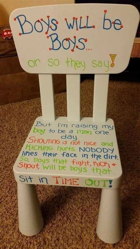 Toddler Time Out Chair by Time Out Chair For Boys Stuff