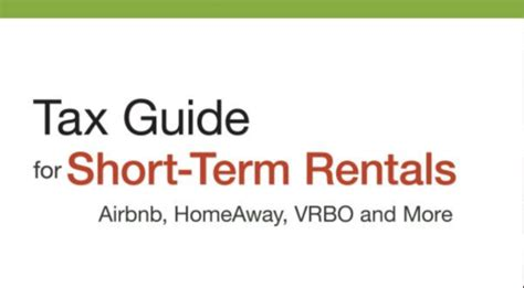 tax guide for term rentals airbnb homeaway vrbo and more books term rental insurance for airbnb hosts homeowners