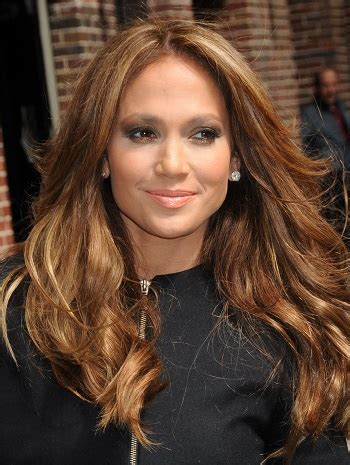 brown hairstyles after 40 hairstyles jennifer lopez long layered hairstyle
