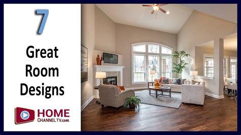 great room design ideas interior design  youtube