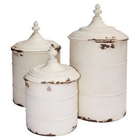 set 3 small stoneware vintage style distressed kitchen 17 best images about joss and main on pinterest the den
