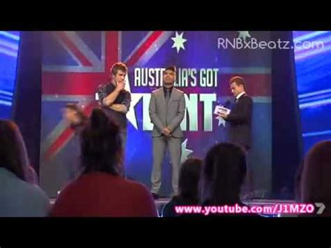 genesis got talent genesis makes it through to the grand australia s
