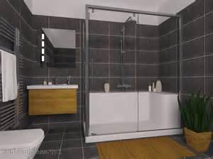 Ordinaire Peinture Pour Carrelage Salle De Bain #1: carrelage-sol-salle-de-bain-lapeyre.jpg