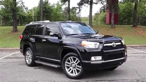 2012 Toyota 4runner Limited 2012 Toyota 4runner Limited