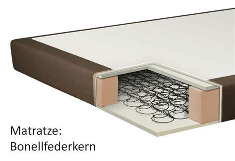 Unterschied Zwischen Taschenfederkern Und Tonnentaschenfederkern by Matratzen Bei Boxspringbetten Boxspringbetter
