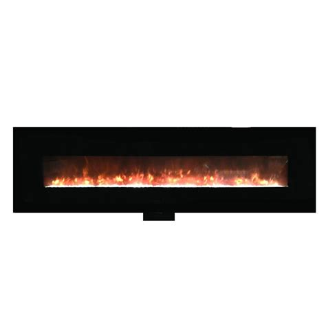 yosemite home decor 95 in wall mount electric fireplace