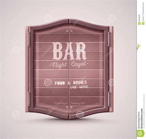 bar doors stock photo image 53363089