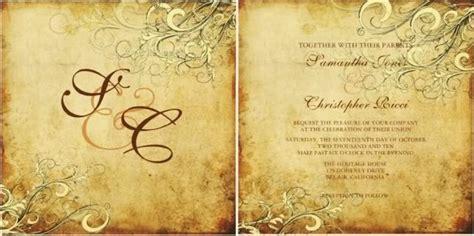 american wedding invitation ideas american wedding invitation the complete guide