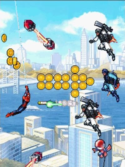download spider man ultimate power game mod android spider man ultimate power java2me free download