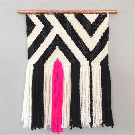 Creative Handmade Wall Hangings - best 25 weaving wall hanging ideas on woven