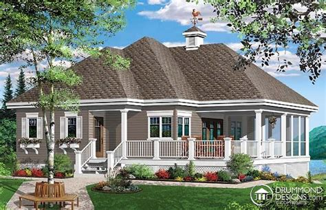 cottage plans ontario 5000 house plans