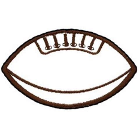 Rugby Outline by Dakota Collectibles Embroidery Design Rugby Outline 2 14 Inches H X 3 68 Inches W