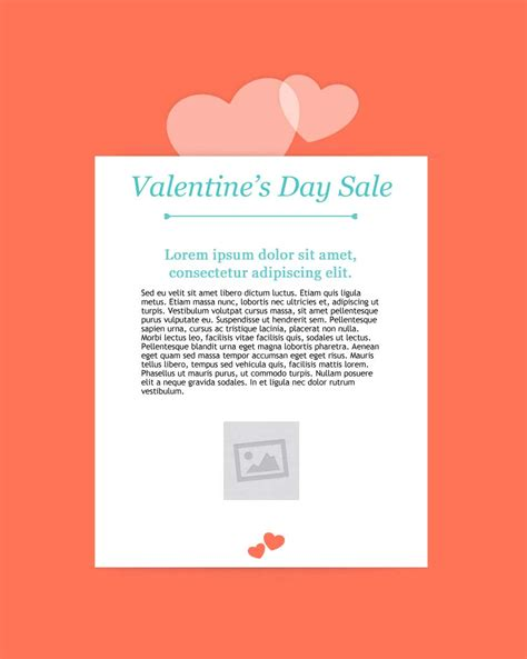valentines email valentines day email marketing templates email templates