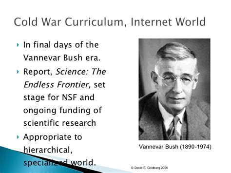 endless frontier vannevar bush engineer of the american century books ifoundry curriculum reform without tears