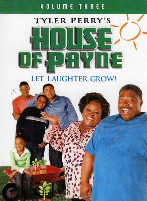 Perry S House Of Payne by Perry S House Of Payne Vol Three 3 Boxset