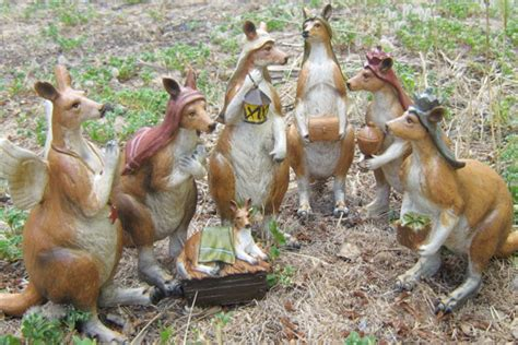 australian nativity 14 cool nativity sets to spark your faith