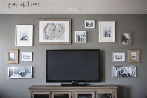 how to do a gallery wall how to create a gallery wall 187 jenny collier blog