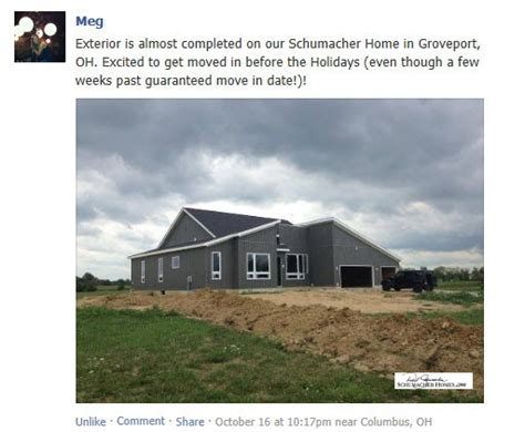 schumacher homes review www schumacherhomes