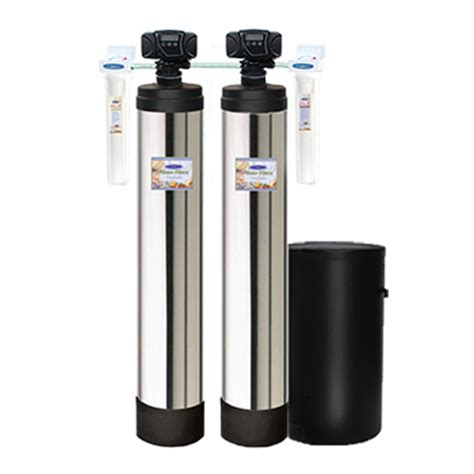 home water softener whole house water softener and iron manganese and