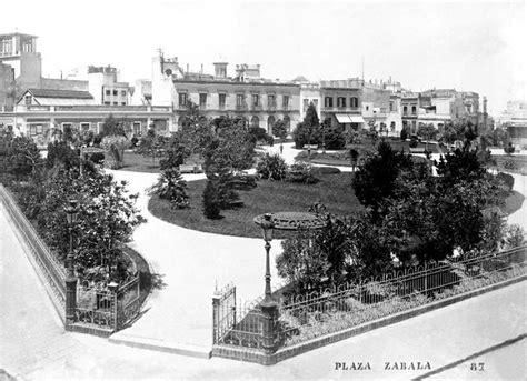 fotos antiguas uruguay montevideo antiguo plaza zabala montevideo pinterest