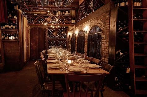 Restaurants In Nyc With Dining Rooms by The Most Italian Restaurants In Nyc