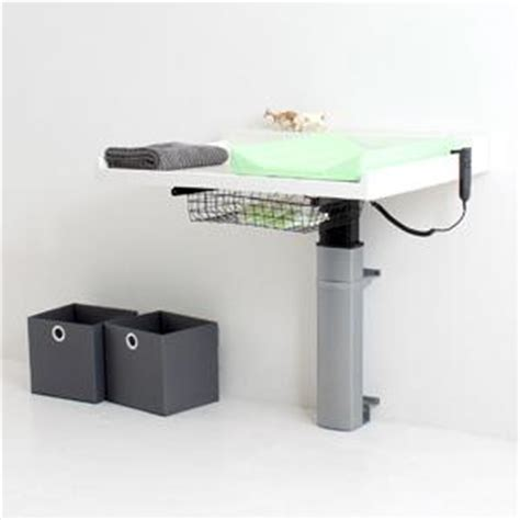Ergonomic Baby Changing Tables For Kindergartens Height Adjustable Changing Table
