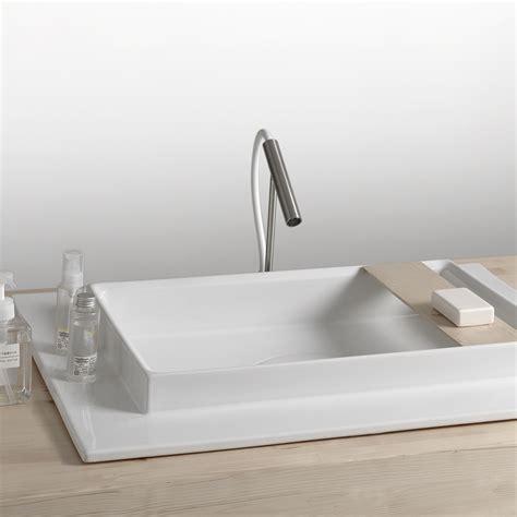 lavabo bagno rettangolare lavabo bagno rettangolare in ceramica dal design moderno fred