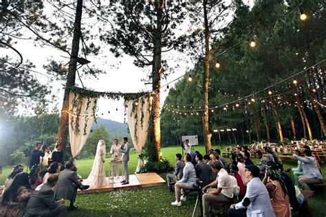 Wedding Outdoor Bandung by 8 Tempat Resepsi Pernikahan Outdoor Di Jakarta Bogor Dan