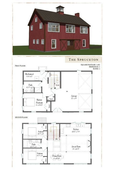 blueprints homes endearing 60 barn home plans designs inspiration design