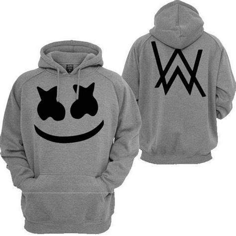 Sweater Alan Walker Hoodie Jumper jual hoodie jumper marshmello feat alan walker abu