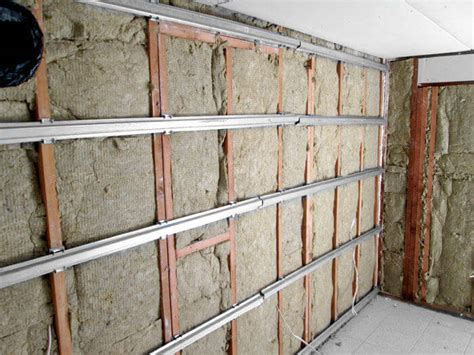 Soundproof Garage by Island Soundproofing Todaro Systems