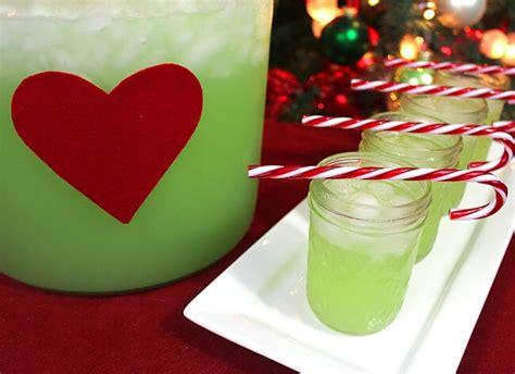 christmas grinch juice recipe popsicle blog