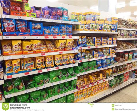Shelf Foods by Pet Packets Of Food Editorial Photo Image Of Shelf