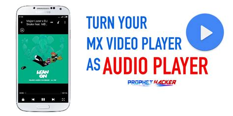 audio format for mx player turn your mx video player as audio player