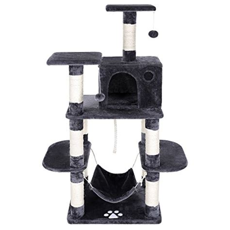 Furniture Liquidators Com by Songmics Cat Tree Condo With Scratching Posts Kitty Tower