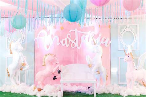 karas party ideas pastel unicorn birthday party karas party ideas