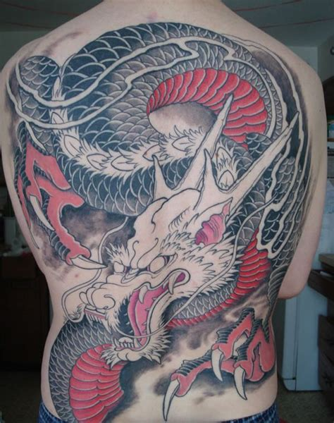 tattoo dragon man s willy 40 japanese dragon tattoos collection