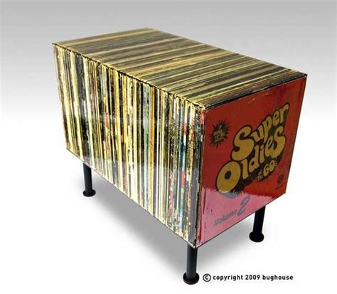 retro record tables the oldies side table only