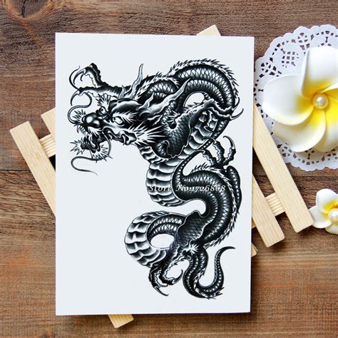 oriental henna tattoo online buy wholesale chinese dragon tattoo from china