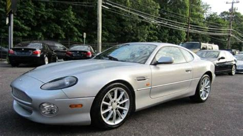 for 27 995 could this 2002 aston martin db7 vantage be